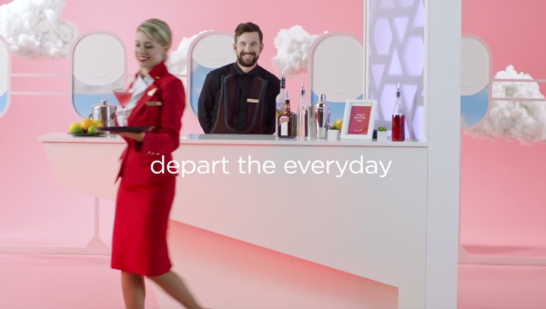 Virgin Atlantic – Cocktail Masterclass