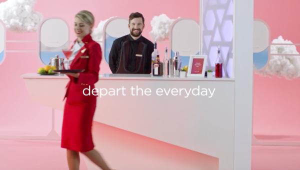 Virgin Atlantic – Cocktail Masterclass